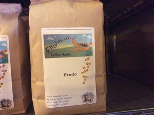 Coffee Beans Fredo--Very Dark Roast-C
